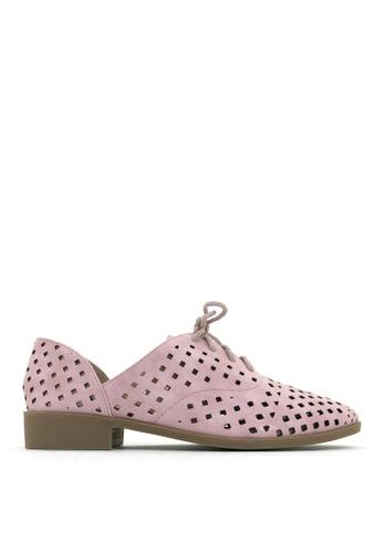 Carlo Rino pink Carlo Rino 33350-D012-24 D'orsay Flats Sneaker 5DDFASH678D8DCGS_1