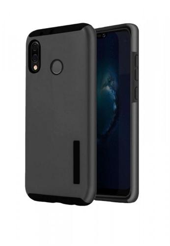 MobileHub grey Dual Pro Shockproof Case for Huawei P20 Lite 399DBACB2CCD55GS_1