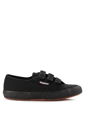 Superga black 2750 - Cot3Strapu 0F0ADSHEA7AB8FGS_1