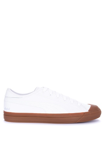 regard détaillé 0d89f 7f8bb Capri Leather Sneakers