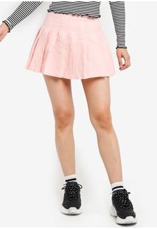 85c60df294 Pleated Skirt 5C1B1AA7F88625GS 1