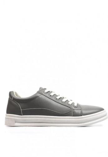 New York Sneakers grey Damian H20 Men's Low Cut Shoes 5DE62SH1EBDBDFGS_1