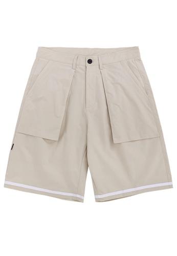 Twenty Eight Shoes Loose Casuel Cargo Shorts 3020S20 CEAD6AA3A9993FGS_1