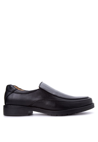 Itti black Men's Formal Shoes IT425SH54GENPH_1