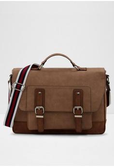 3719955a440 ALDO beige Ankenbauer Messenger Bag 710E4AC92BD809GS_1