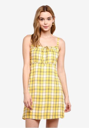 100% authentic run shoes factory price Buy Hollister Bare Babydoll Dress | ZALORA HK