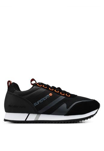 Superdry black Fero Runners D2379SH41C016EGS_1
