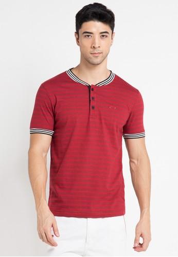 OTO ONO red Short Sleeve OT276AA0UV09ID_1
