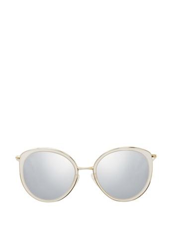 Carin silver Olvia C4 Sunglasses E9117GLEF7BC81GS_1