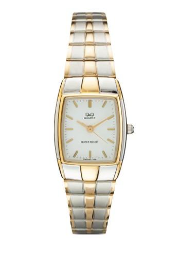 VN63-401Y 方框鍊錶esprit香港門市, 錶類, 飾品配件
