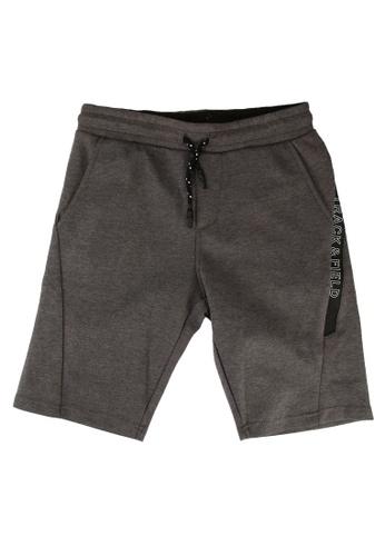 FOX Kids & Baby grey Track & Field Shorts 46679KAADB96DFGS_1