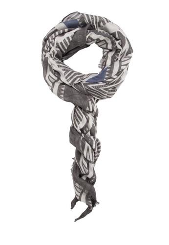 印花圍巾, 飾品配件esprit taiwan, 披肩