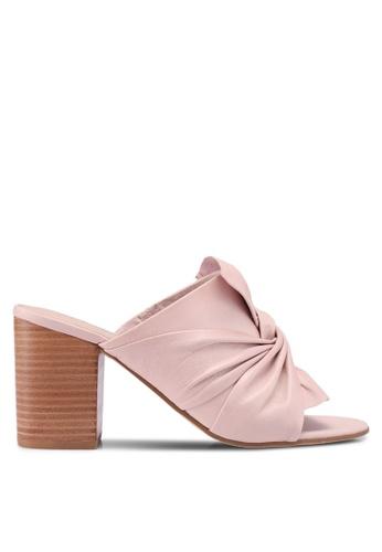 ALDO pink Kedeide Heeled Sandals DB353SH35ED771GS_1