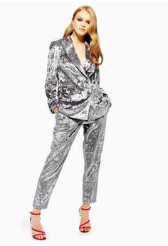 9af85389199 60% OFF TOPSHOP Bonded Velvet Jacket S  169.00 NOW S  67.90 Sizes 4 8 10 12