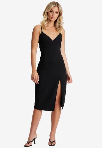 BWLDR black Hira Dress D8B2FAA1C020BFGS_1