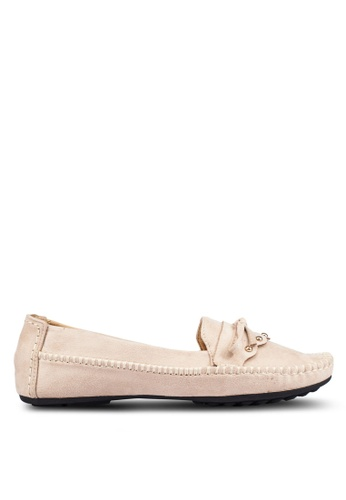 Mimosa pink Mimosa Loafers MI065SH0RSS7MY_1