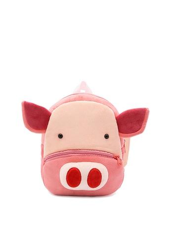 Twenty Eight Shoes pink VANSA Animal Backpacks VAK-BpZ33 A8FADKCFC96293GS_1