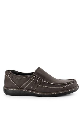 Rocklander brown Rocklander Shoes RO753SH0UYFOID_1
