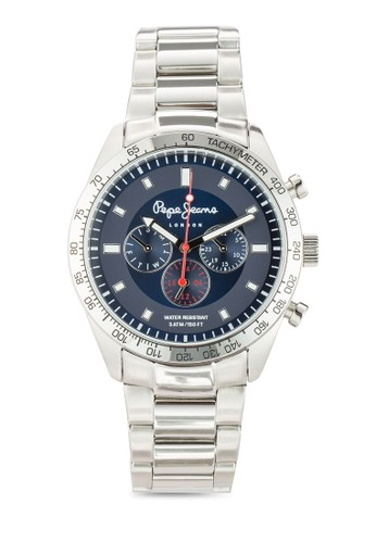R2353119001 Joshua 三指針不銹鋼男錶esprit 高雄, 錶類, 飾品配件