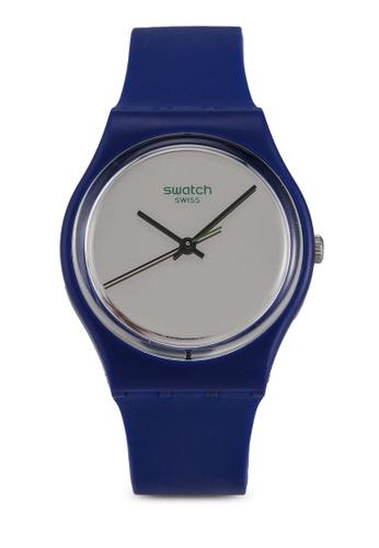 Swatch blue Silverwakati Watch 73D0FAC5291DDBGS_1
