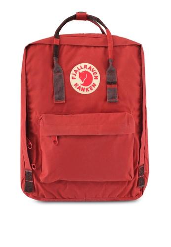 Fjallraven Kanken red Kanken Backpacks FJ382AC0SX7YMY_1