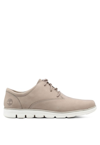Timberland grey and brown Bradstreet Oxford Shoes E89E1SH7CBB902GS_1