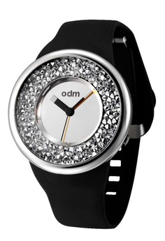 harga Odm - Jam Tangan Analog Wanita - DD156-03 - Black Silver Zalora.co.id