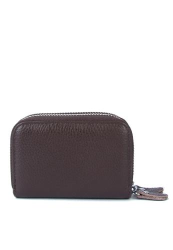 HAPPY FRIDAYS Multifunctional Litchi Grain Leather Wallet JN509 34EA9AC06BBB6CGS_1