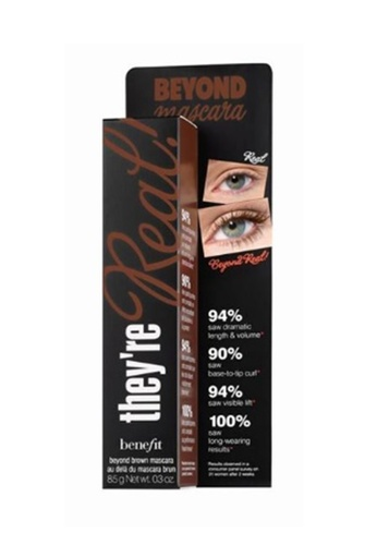 Benefit brown They'Re Real! Lengthening Mascara Beyond Brown BE433BE0FLQISG_1