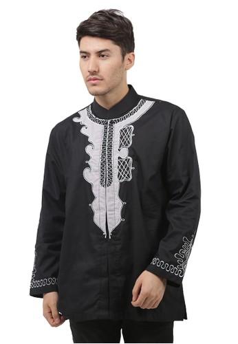 Java Seven Muslimwear black Black Phanter 52002AA6795FBEGS_1