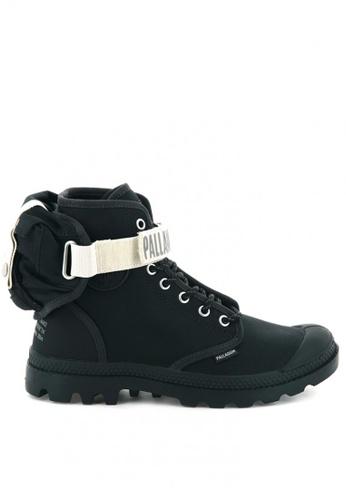 Palladium Boots black Pampa Solid Ranger BR Men's Boots 93216SHBF9221DGS_1