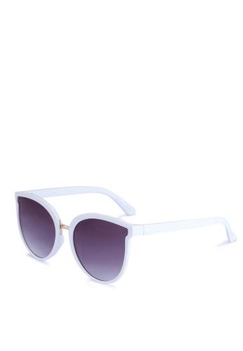 Call It Spring white Donzelli Oversized Sunglasses 5FE06GLCBCEBEAGS_1