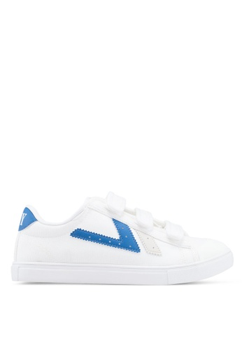 Kolca blue and beige Swallow Sneakers 75440SH5E9215AGS_1