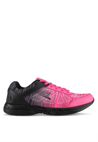 Power 粉紅色 Power Athletic Running Shoes 25C2ASH80FCD81GS_1