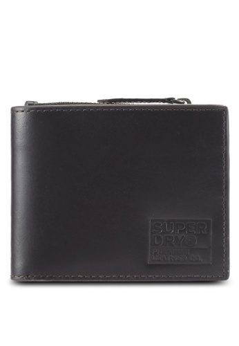 Superdry brown Super Premium Contrast Wallet 09648AC1D21046GS_1