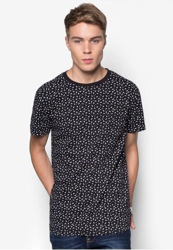 碎片印花TEesprit台灣網頁E, 服飾, T恤
