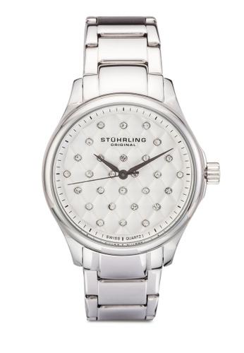 Stuhrling Original silver Culcita Watch ST251AC14NAFMY_1