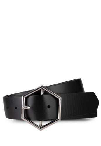 Pieces black Jaula Jeans Belt 6660FACC45A347GS_1