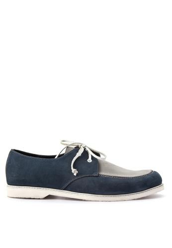 Antonio Manila grey Alexander Formal Shoes AN569SH0JD87PH_1