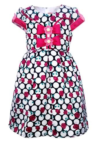 TWO MIX n/a Two Mix Dress Anak Perempuan Motif Onde - Baju Anak Perempuan 4054 E640FKA1045652GS_1