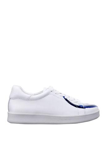 eq:iq white eqTORI Headphone Print Sneakers EQ351SH97MTISG_1