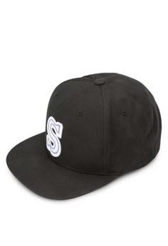 Felt S Logo Cap