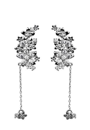The LoveMark silver Enchantress Silver Earrings TH516AC55DKQPH_1