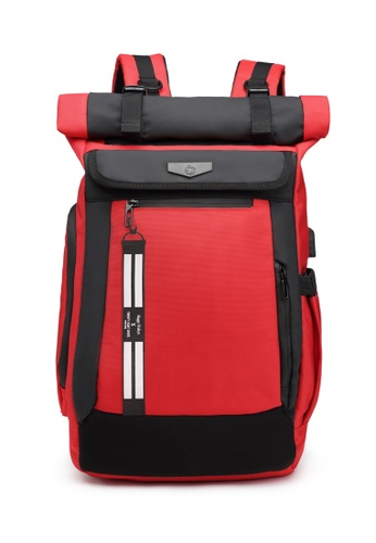 Twenty Eight Shoes Business Laptop Backpack M9066 8B111ACAAB6523GS_1