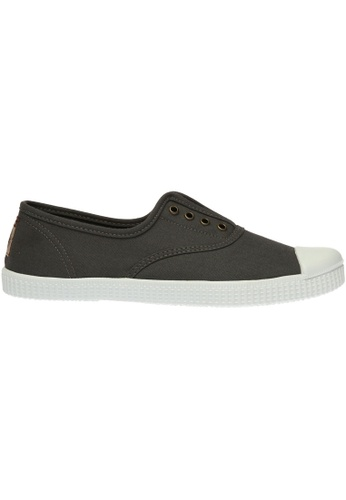 paperplanes grey Paperplanes-1351 Casual Low Top Flats Canvas Sneakers Shoes US Women Size PA355SH79PNKSG_1