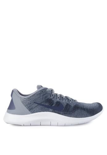 Nike blue Nike Flex 2018 Rn Shoes A71FASHE687E43GS_1
