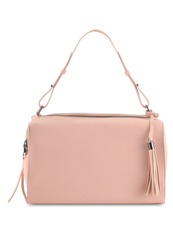 Pieces pink Pcmiri Large Shoulder Bag 5D8F5AC39A85EFGS_1