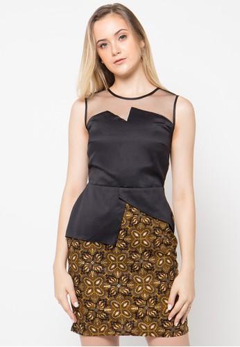 Rianty Batik Dress Starla