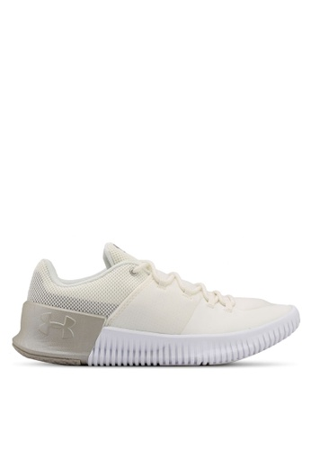 Under Armour white UA W Ultimate Speed Shoes UN337SH0SU9TMY_1