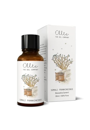 Ollie Ollie Somali Frankincense Essential Oil 30ml 5109AES91C6B7DGS_1